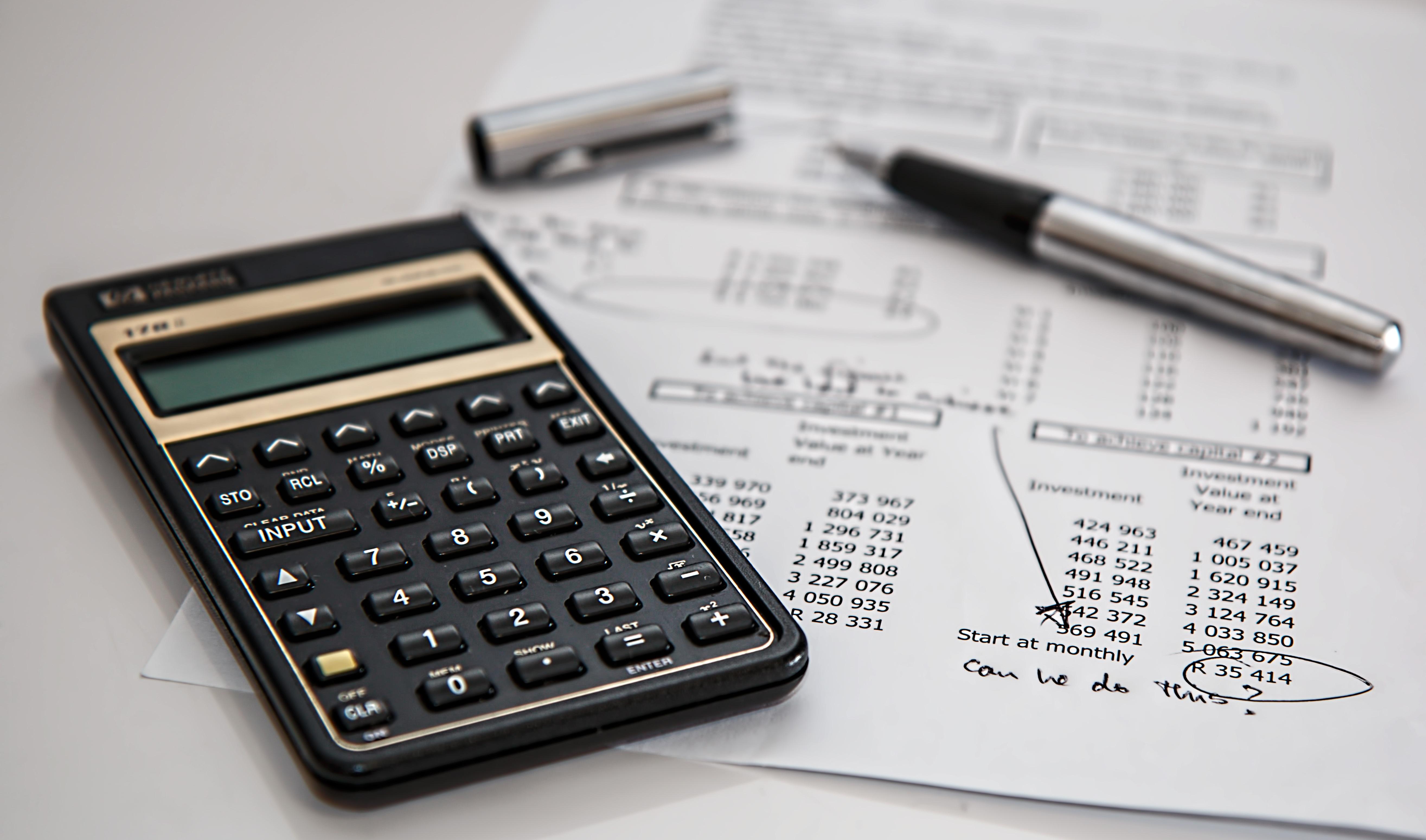 Налогообложение и финансовое планирование