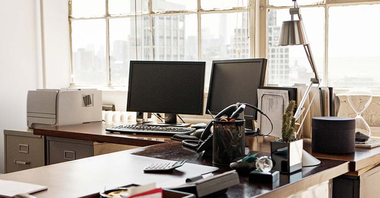 Реальный и виртуальный офис